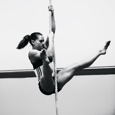 ROPE CLIMBING - GYMNASTICS STRENGTH