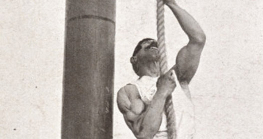 Rope Climbing Benefits