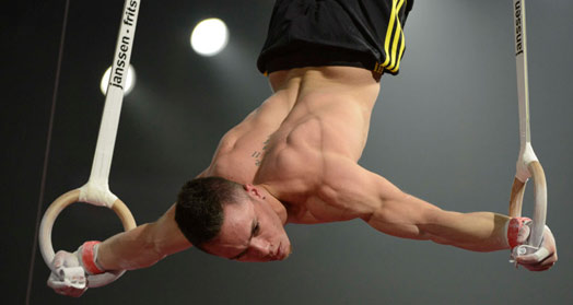 Gymnastic Rings Hardest Exercises