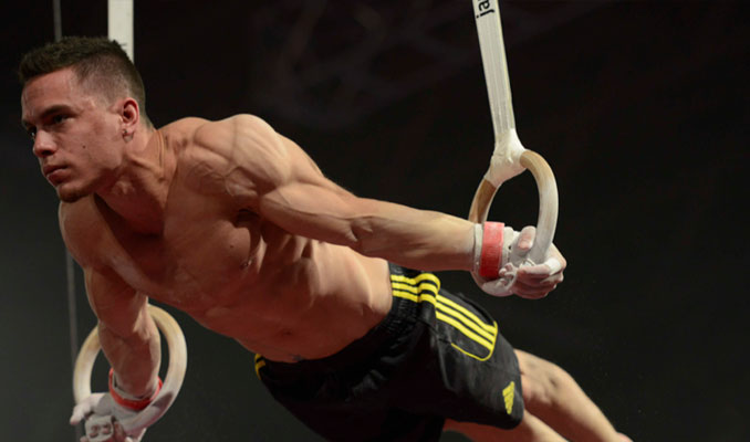 gymnastic rings hardest exercises