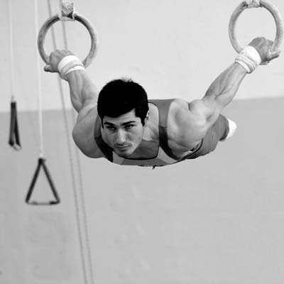 Gymnastic Strength Skills - Back Lever