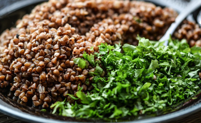 Plants with all essential amino acids - buckwheat
